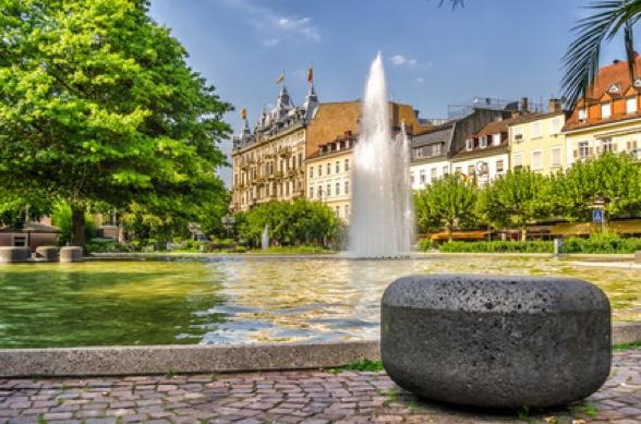 Taxi Baden-Baden.