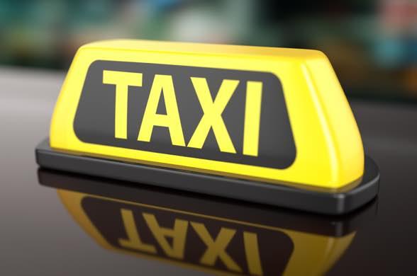 Taxi Minor ist zuverlässig.