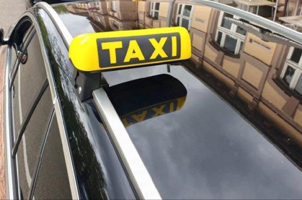 Taxi Fahrt mit Taxi Minor aus Baden-Baden