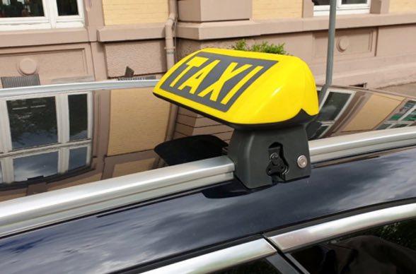 Taxi Fahrt in Baden-Baden